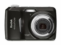 Kodak EasyShare C1530 14 MP Digital Camera with 3x Optical Zoom and 3.0-Inch LCD