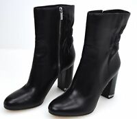 MICHAEL KORS WOMAN ANKLE BOOTS BOOTIES LEATHER CODE 40F6DSHE5L DOLORES BOOTIE