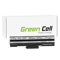 Batteria per Portatile SONY VAIO VGN-SR25S/B VGN-SR25T/P 4400mAh Nero
