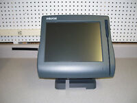 Micros POS Workstation 4     #400614  As is Working