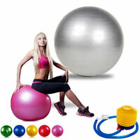 65CM ANTI BURST GYM EXERCISE SWISS YOGA FITNESS BALL PREGNANCY BIRTHING BALL PRO