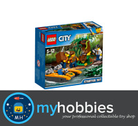 LEGO 60157 City Jungle Starter Set Brand New and Sealed