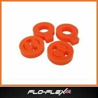 Volkswagen Golf MK2 Exhaust Mountings Bushes Bush Kit in Poly Polyurethane