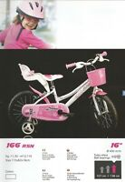Bici bimba 16 Fantasy bicicletta da bambina 5/6 anni