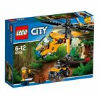 Jungla: Helicoptero de transporte Lego City