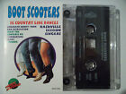 BOOT SCOOTERS, LINE DANCERS,, CASSETTE TAPE