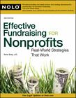 NEW - Effective Fundraising for Nonprofits: Real-World Strategies That Work