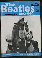 The BEATLES Book No.23 June  1965