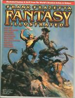 Frank Frazetta Fantasy Illustrated 7 Magazine Art VF-NM