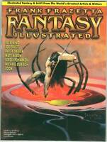 Frank Frazetta Fantasy Illustrated 8 Magazine Art VF-NM