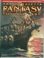 Frank Frazetta Fantasy Illustrated 2 Magazine Art VF-NM