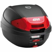 GIVI Monolock Motorcycle & Scooter Top Box (30L) E300N2