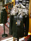 Giacca donna vera Pelle Nera tg. 46 Made in Italy