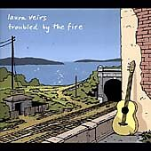 Laura Veirs - Troubled by the Fire (2010) C&W ROCK - CD - RARE