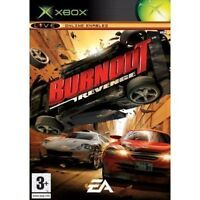 Burnout Revenge EA Games brand new and sealed XBOX 360