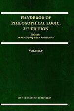 Handbook of Philosophical Logic: Volume 9 by Dov M Gabbay: New