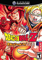 Dragon Ball Z: Budokai (Nintendo GameCube, 2003)DISC ONLY