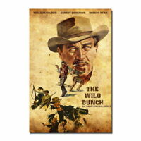 138063 THE WILD BUNCH Movie Wall Print Poster Affiche