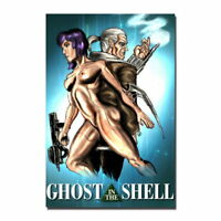 138445 GHOST IN THE SHELL Anime Movies Wall Print Poster Affiche