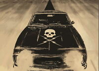 138541 DEATH PROOF Wall Print Poster Affiche