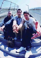 139875 THE BEASTIE BOYS Wall Print Poster Affiche