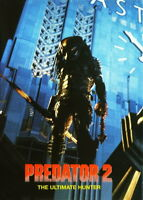 140595 PREDATOR Horror Sci Fi Alien Wall Print Poster Affiche