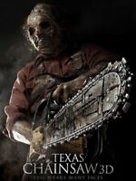 141065 Th Texas Chainsaw Massacr D Hot Wall Print Poster Affiche