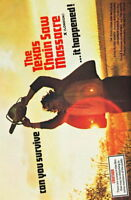 141188 TEXAS CHAINSAW MASSACR Horror Wall Print Poster Affiche