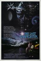 141739 TH LAST STARFIGHTER Sci-Fi Classic Wall Print Poster Affiche