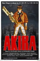 142963 AKIRA Anim Cult Classic Sci Fi Japanes Wall Print Poster Affiche