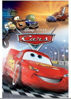 146542 Cars Movie Wall Print Poster Affiche