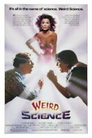 147987 Weird Science Movie Wall Print Poster Affiche