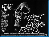 148291 Night Of The Living Dead Movie Wall Print Poster Affiche