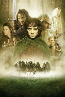 149245 Lord Of The Rings Fellowship Wall Print Poster Affiche