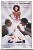 149655 Weird Science Movie Wall Print Poster Affiche