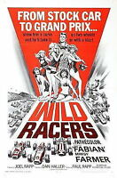 149707 Wild Racers Movie Wall Print Poster Affiche