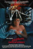 149775 Nightmare On Elm Street Movie Wall Print Poster Affiche