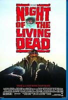 150256 Night Of The Living Dead 1990 Movie Wall Print Poster Affiche