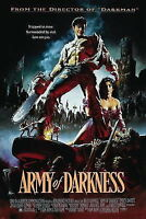 150311 Army Of Darkness Movie Wall Print Poster Affiche
