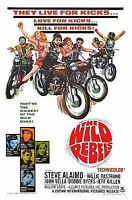151027 Wild Rebels The Movie Wall Print Poster Affiche