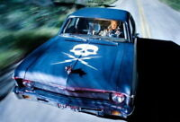 151086 Death Proof No Text Movie Wall Print Poster Affiche