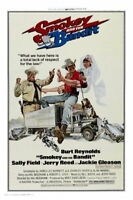 151292 Smokey And The Bandit Movie Wall Print Poster Affiche