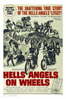 152425 Hells Angels On Wheels Movie Wall Print Poster Affiche