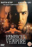 Embrace Of The Vampire - Charlotte Lewis, Jennifer Tilly, Martin Kemp New UK DVD