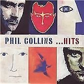 Phil Collins - Hits (1998) Greatest Hits 18 Tracks : Audio Music CD Brand New UK
