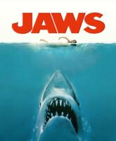 155661 Jaws Movie Wall Print Poster Affiche