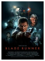 157653 BLADE RUNNER - 2049 MONDO Classic USA Movie Wall Print Poster Affiche