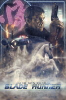 159287 BLADE RUNNER - 2049 MONDO Classic USA Movie Wall Print Poster Affiche