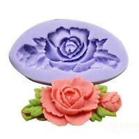 Silicone Fondant DIY Mould Chocolate Baking Mold Cake Decorating Sugarcraf ZAY