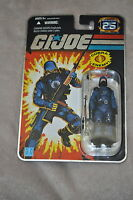 GI JOE 25TH ANNIVERSARY COBRA CODE NAME: THE ENEMY HASBRO MOSC